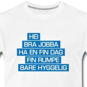 Ha en fin dag Premium T skjorte for menn | Spreadshirt