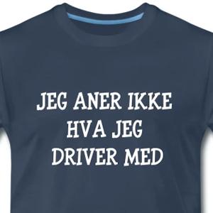 5bc689ef Jobb- og kontorhumor - Kule T-shirts